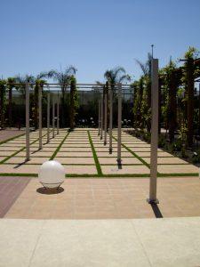 espacios iluminacion jardines castellon